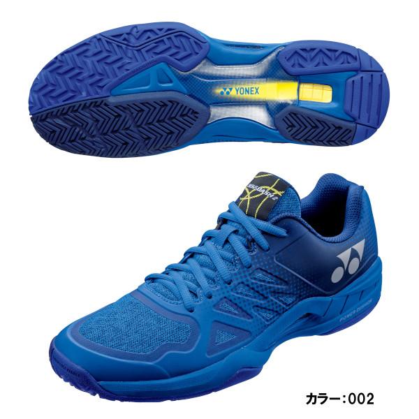 ヨネックス(yonex) パワークッションエアラスダッシュ2AC シューズ メンズ (19ss) ブルー オールコート用 3E設計 shtad2ac-002