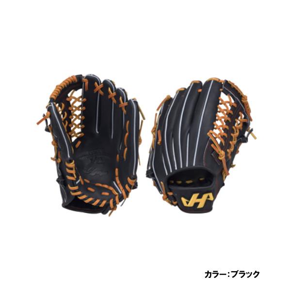 ハタケヤマ(HATAKEYAMA) TH-X軟式シリーズ 2018 軟式外野手用 グラブ 一般 ブラック th-879x
