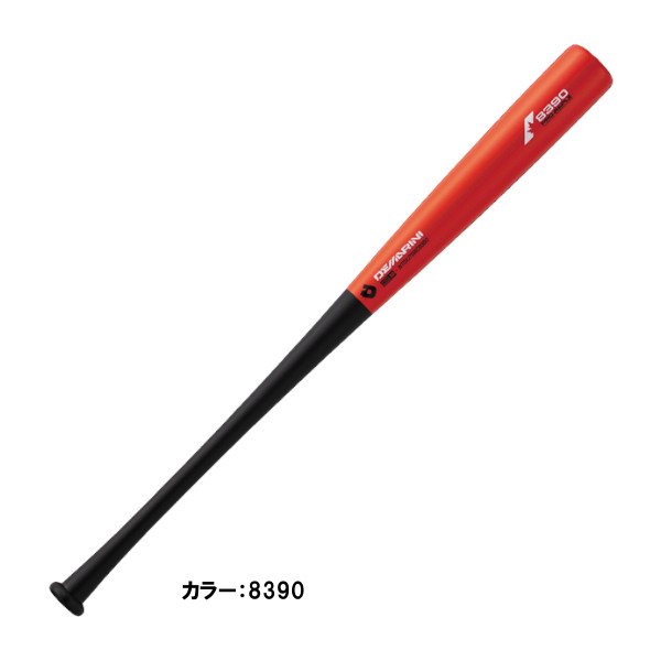 ウィルソン(wilson) ディマリニ プロメープルコンポジット トレーニングバット バット ジュニア (19ss) オレンジ 木製+カーボン wtdxjtswc-8390 野球用品【SS2006】