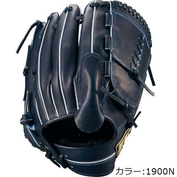 ゼット(zett) ネオステイタス 軟式グラブ 投手用 (19SS) Nブラック 右投用 BRGB31911-1900N 野球用品