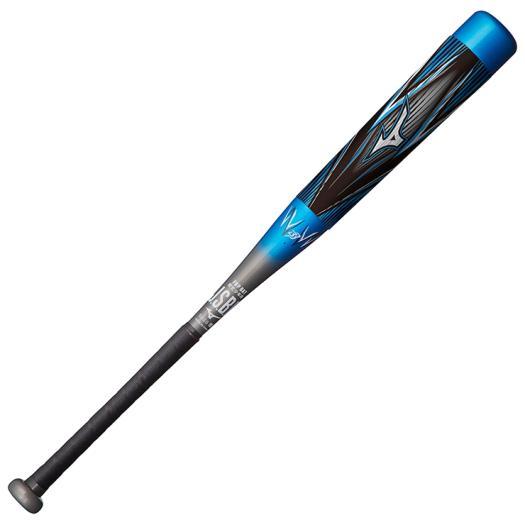 ミズノ(mizuno) 少年軟式用FRP製 ビヨンドマックス オーバル バット ジュニア (19ss) ブルー×ダークシルバー 78cm 平均580g トップバランス 1CJBY13978 野球用品
