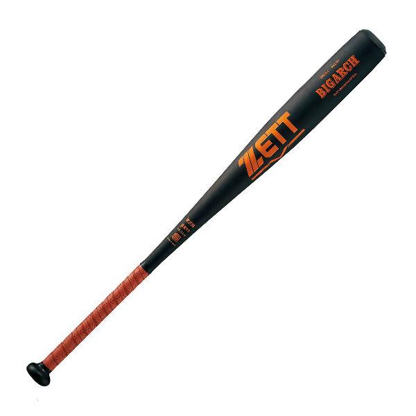【送料無料】ゼット(ZETT) 硬式 アルミバット ビッグアーチ (19SS) ブラック 83cm 900g BAT11983-1900 野球用品