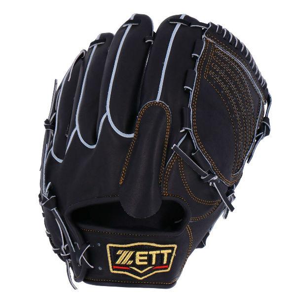 ゼット(ZETT) プロステイタス 硬式 ピッチャー用グラブ 大瀬良モデル (18fw) ブラック BPGPROO-1900