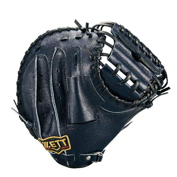 ゼット(zett) プロステイタス 硬式グラブ 捕手用 (19ss) Nブラック BPROCM920-1900N 野球用品