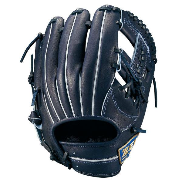 ゼット(ZETT) ネオステイタス 軟式野球 セカンド・ショート用内野手用グラブ (19ss) NブラックB サイズ3 BRGB31920-1900NB 野球用品