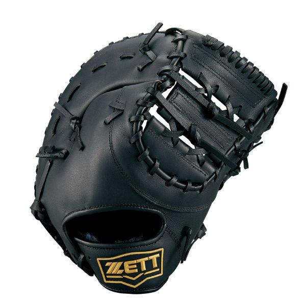 ゼット(zett) 軟式 ソフトボール 兼用 キャッチャーミット (18aw) ブラック 右投用 BSFB56923-1900【P10】