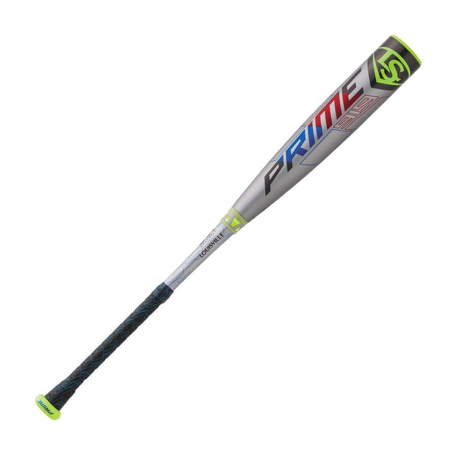 ルイスビルスラッガー(LOUISVILLE SLUGGER)少年硬式 リトルリーグ専用バット プライム919 (19ss) 79cm/620g シルバー WTLUBP919 野球用品
