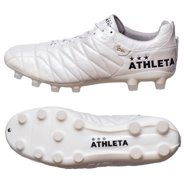 アスレタ (athleta) サッカースパイク O-Rei Futebol A002  ユニセックス (19ss) ホワイト 10007-PWHT