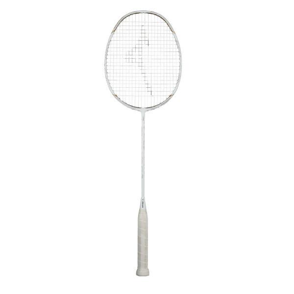 ミズノ(mizuno) ALTIUS 01 FEEL バドミントンラケット (19fw) ホワイト×ゴールド 73JTB901【P50904】