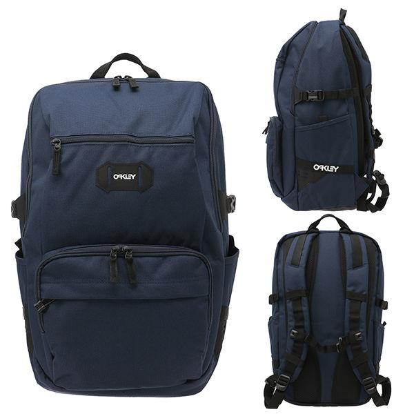 オークリー(OAKLEY) バックパック Street Pocket Backpack (19ss) ネイビー 26L 921422-6AC