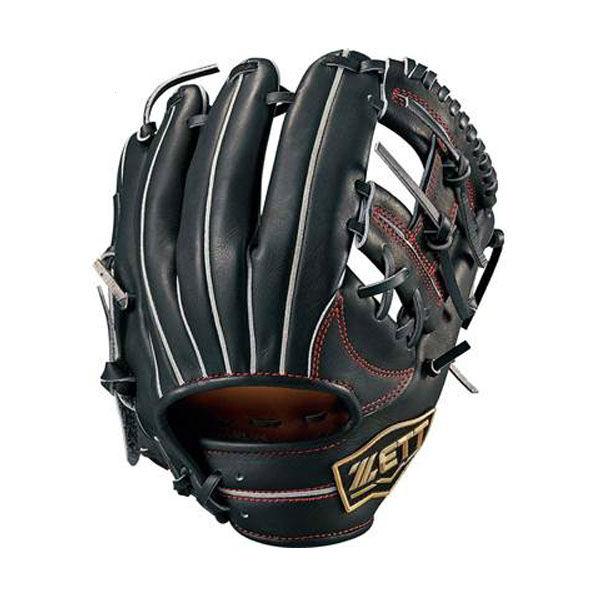 ゼット(zett) ネオステイタス 少年軟式グラブ オールラウンド用 (18fw) ブラック BJGB70810-1900 野球用品