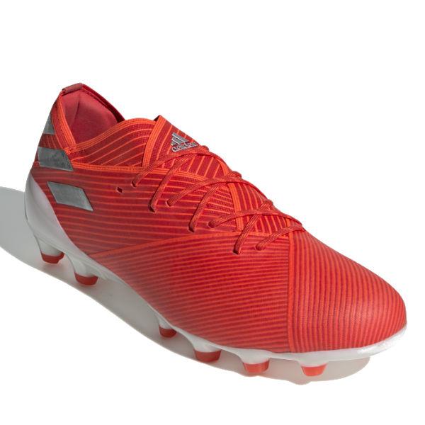 アディダス(adidas)ネメシス 19.1-ジャパン HG/AGサッカースパイク メンズ (19aw) アクティブレッドS19/シルバーメット/ソーラーレッド EF8860【TPS】【P10】