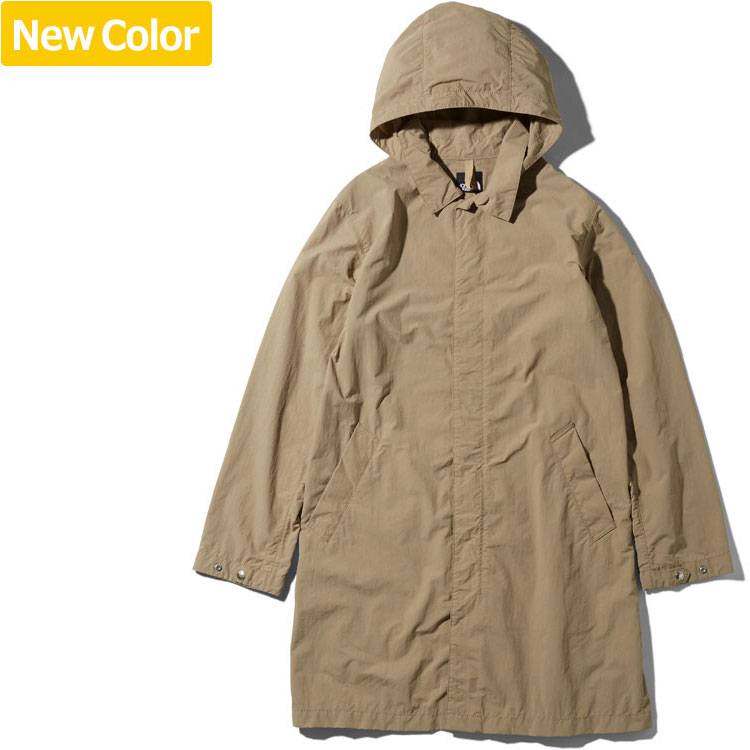 【取り寄せ商品】ザ・ノースフェイス(THE NORTH FACE) コート ロールパックジャーニーズコート Rollpack Journeys Coat レディース (19ss) ティンバーウルフ NPW21863-TW