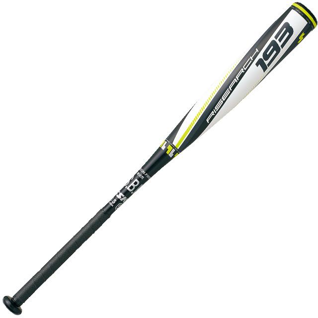 エスエスケイ(ssk) 軟式野球バット ライズアーチ ジュニア(19aw) ブラック×ホワイト M号球対応 トップバランス SBB5024-9010