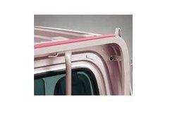 即納送料無料 9 10限定P5倍 ダイハツ ハイゼットトラック S500P 08400-K5026 ハイルーフ用 ガードフレームプロテクター 送料無料/新品 S510P ピンク