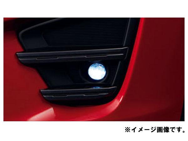 純正アクセサリー マツダ CX-5 KE H24.02~ イルミネーション LEDフォグランプ 本体 K073V4600