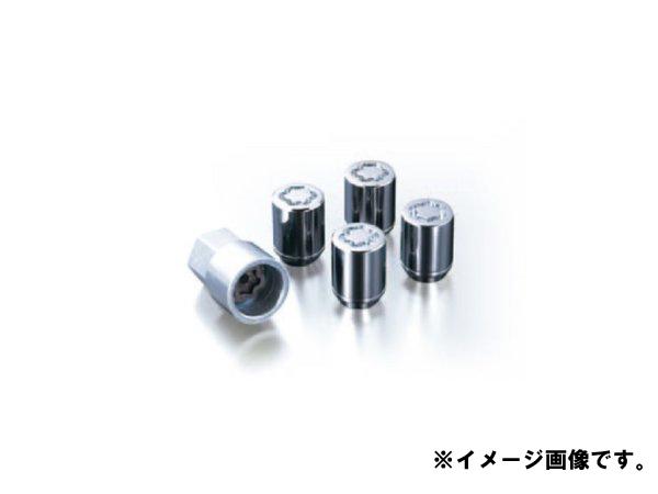 純正アクセサリー マツダ MAZDA2 DJ H31.7~ ホイールロックセット C900W3495