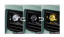 トヨタ RAV4【MXAA54 MXAA52 AXAH54 AXAH52】 バイカラーLEDフォグランプ(切り替え式)[08593-42030/84091-12080]