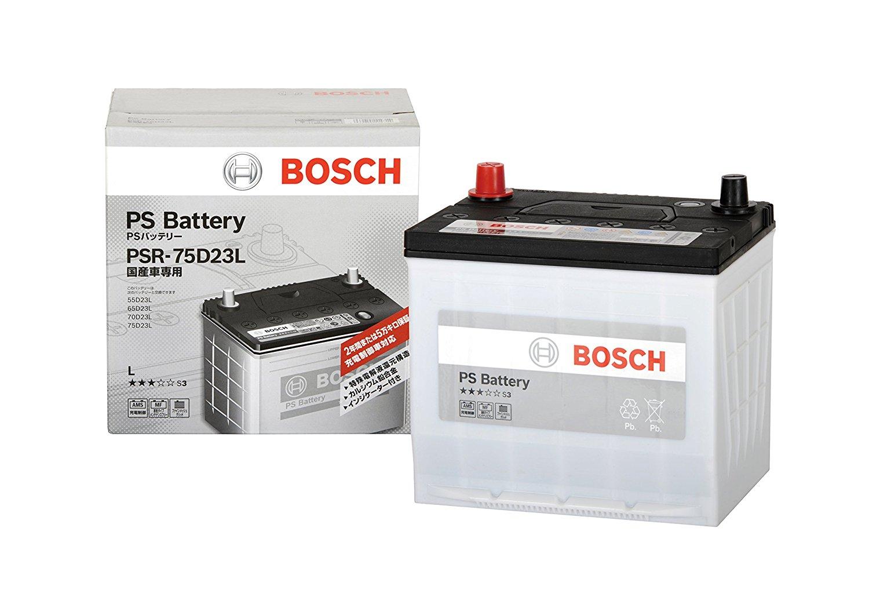 BOSCH (ボッシュ) 国産車用バッテリー PS Battery PSR-75D23L