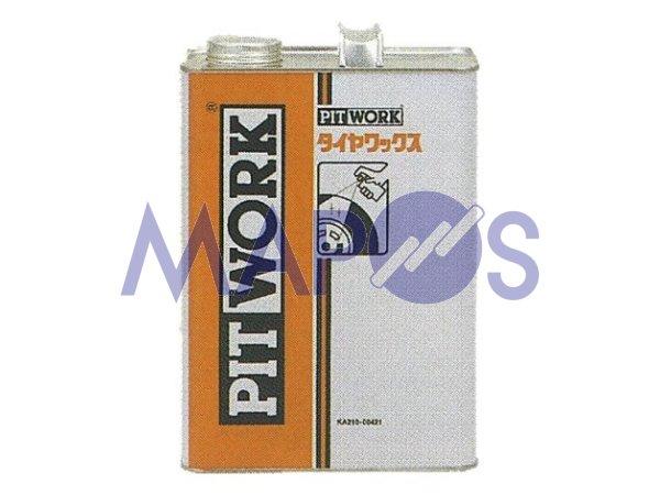 ケミカル ピットワーク WAX&クリーナー タイヤワックス KA210-00421 *ケミカル*