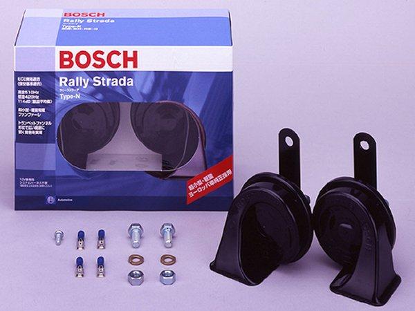 BOSCH 호른 랠리 스트라다 타입 N/R 12 V차전용 블랙 BH-RS-N *용품*