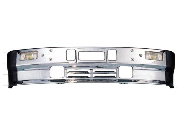 JETイノウエ フロントバンパー 大型車汎用 ふそう グレートタイプバンパー 520H 501001 *トラック用品*