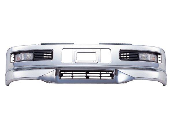 JETイノウエ フロントバンパー 大型車汎用 ふそう スーパーグレートタイプバンパー 600H 510416 *トラック用品*