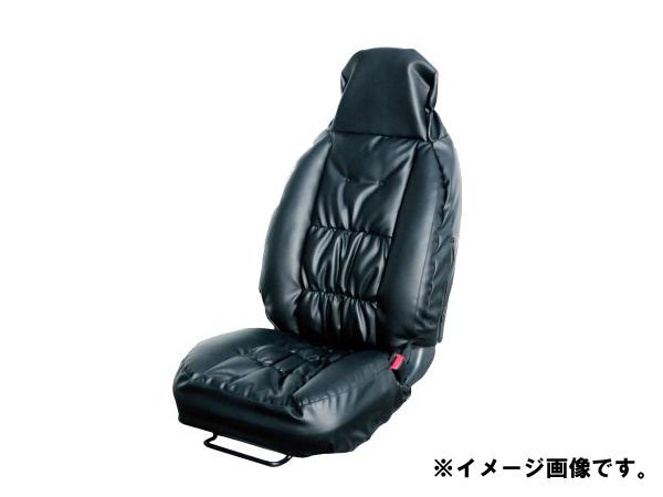 JETイノウエ シートカバー モコモコレザーシートカバー 運転席用 Aタイプ 594005 *トラック用品*