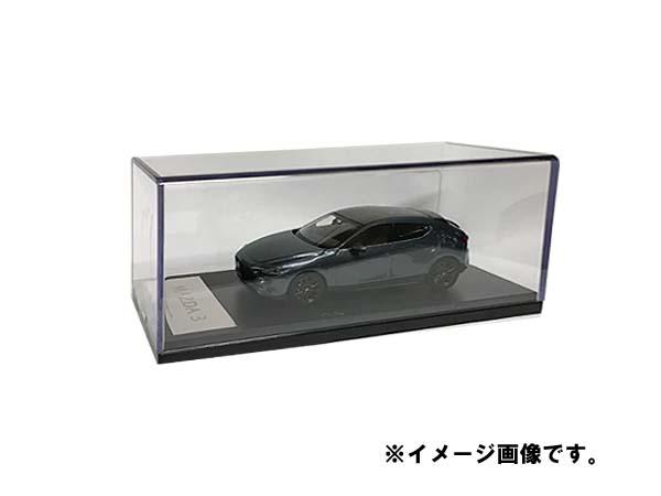 マツダコレクション モデルカー 1/43 MAZDA3 2019 ファストバック ポリメタルグレーメタリック BM9773