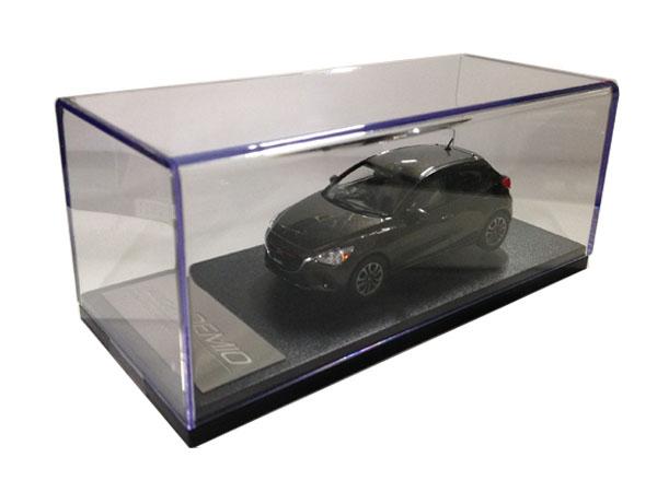 マツダコレクション モデルカー 1/43 デミオ 2014 チタニウムフラッシュマイカ BM9980