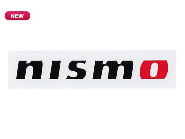 닛산 니스모코레크션 NISMO 로고스텍카 20 cm블랙 KWAA050E10BK *닛산 컬렉션*