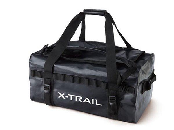 日産コレクション ファッション X-TRAIL ウォータープルーフダッフル ブラック KWA4006F10BK
