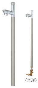 ユニソンエインスタンド 不凍栓 1口左右仕様 L1000材 質: アルミ(アルマイト仕上げ)サイズ:φ38.5×1,108(全長)mm重 量:4.2kg付属品:4.8kgGP シモク、上部蛇口メーカー直送のため代引決済はできません。