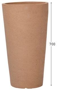 ユニソンプランタートリコ 961 L サイズ:φ400×高さ700mm(内寸 φ350mm)重量:22.0kg 土容量:50Lメーカー直送のため代引決済はできません
