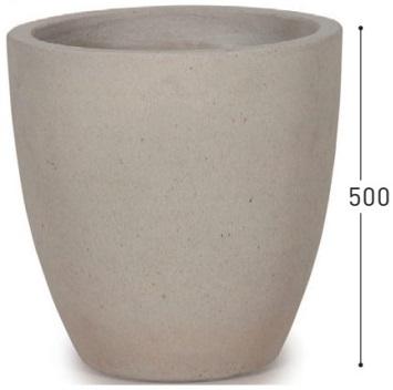 ユニソンプランターコーテス ラウンド L サイズ:φ500×高さ500mm(内寸 φ440mm)重 量:20.5kg土容量:47Lメーカー直送のため代引決済はできません