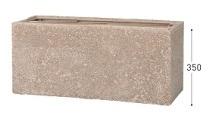 ユニソンプランターサンディ レクト M 材 質:天然砂・FRP(繊維強化プラスチック)複合材サイズ:幅800×高さ350×奥行350mm(内寸 幅745×奥行300mm)重 量:14.0kg 土容量:89L※底穴ありメーカー直送のため代引決済はできません