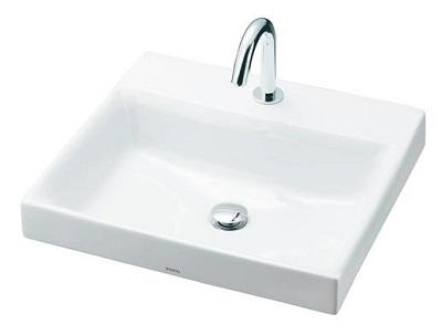TOTOLS717C#NW1洗面器ベッセル式500×460×70深さ:120実容量:5.2L注:洗面器本体のみ