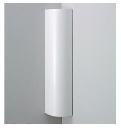TOTO コーナー収納キャビネット 表面材:鏡面塗装木目は横(スリム露出タイプ)UGW180S#WWS
