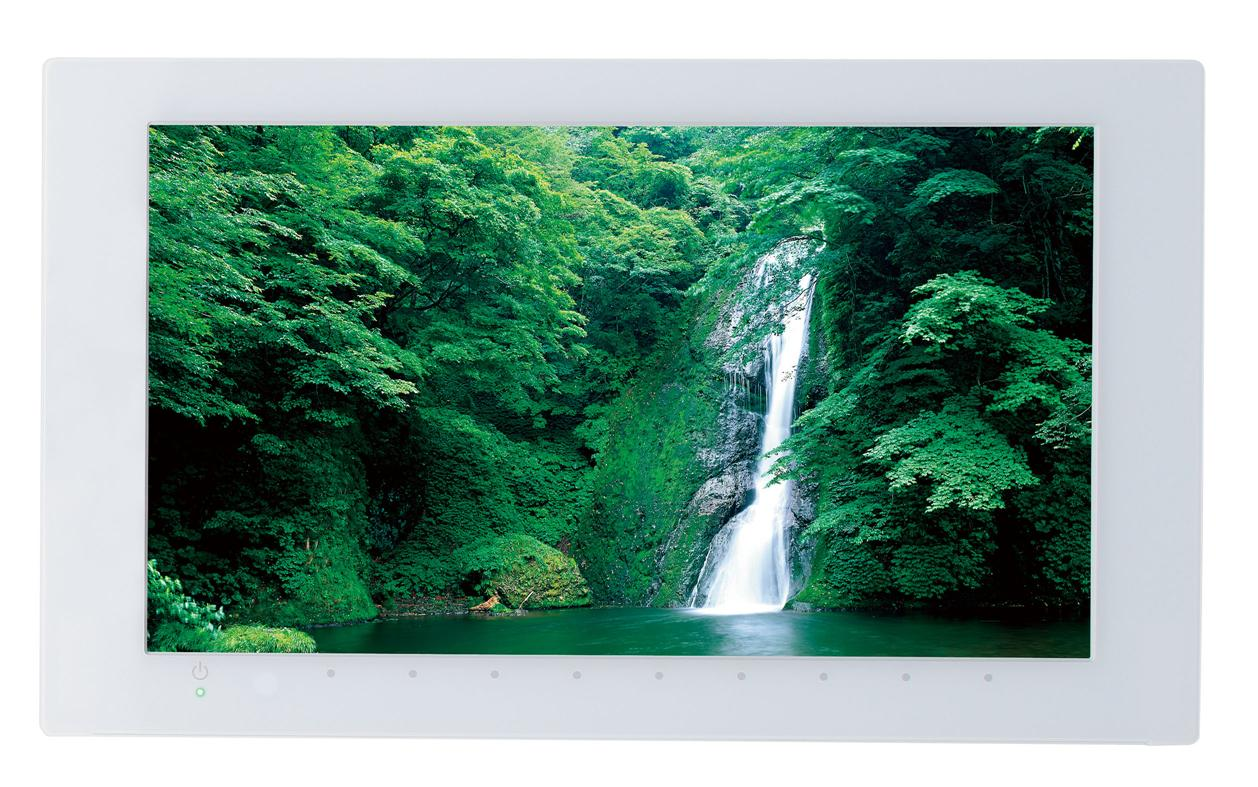 TOTO 화장실 텔레비전 16 형 와이드 (땅 데 지 대응/리모콘 포함) PTZ0070