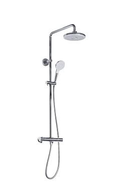 TOTO 【TBW01405J】シャワーバーコンフォートウェーブ+ウォームピラーサーモスタット混合水栓