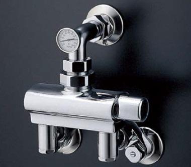 TOTOTTM440ARX25壁付サーモスタット混合水栓(埋め込み配管形)25ミリ用