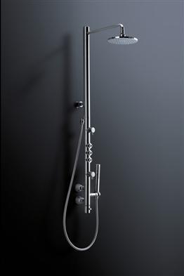 TOTO 【TMC95ECR】シャワーバーコンテンポラリーシリーズサーモスタット混合水栓