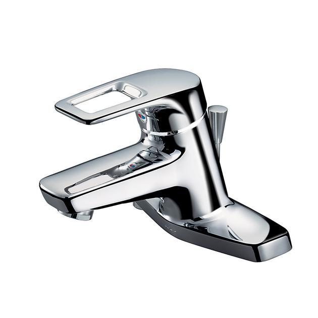 TOTOTLHG30ER洗面器用エコシングル水栓 Hi-Gシリーズ(ワンプッシュ排水金具専用)