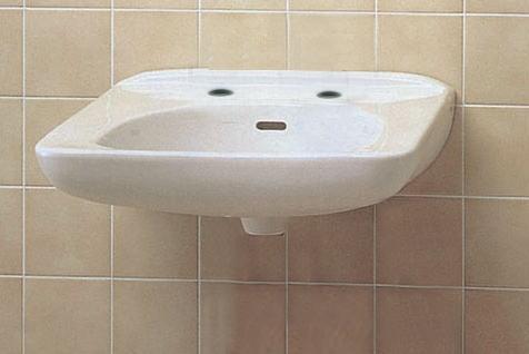 TOTOバリアフリー用洗面器専用水栓タイプL103A洗面器のみの販売になります