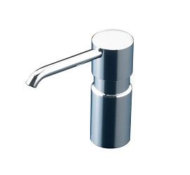 TOTO水石鹸入れ【TLK05202J】スパウト105ミリムース状0.35L
