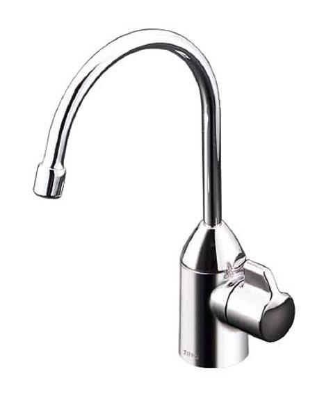 TOTO 専用の水栓をプラスするタイプ TK301AS