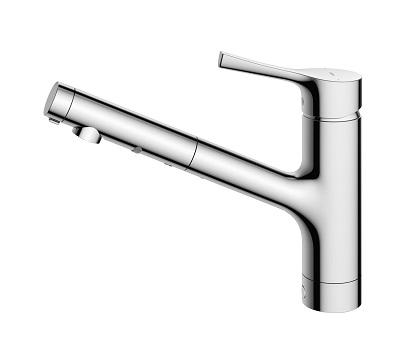 TOTOTKS05305J1穴キッチン水栓GGシリーズ一般地用ハンドシャワー
