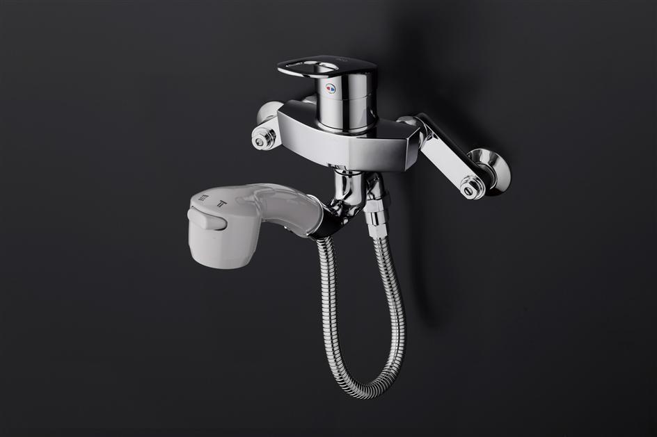 TOTO【TKGG36E】エコシングル水栓 GGシリーズハンドシャワータイプ