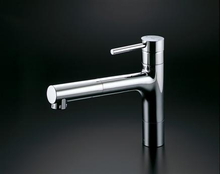 TOTO【TKC32CES】シングル水栓TKC32CERの後継機種