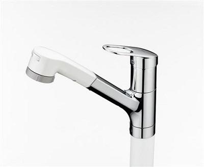 TOTO【TKGG32EB1S】エコシングル水栓 GGシリーズミクロソフトハンドシャワータイプ2019年4月1日(月)~6月28日(金)の期間は受注生産(納期3週間)となります。2019年6月28日(金)の受注をもって受注停止となります。